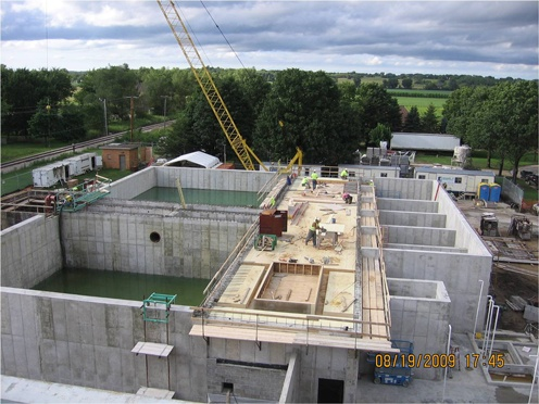 Charles City Water Treatment Facility