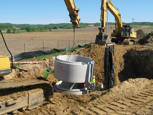 Earthwork & Utility Work Services
