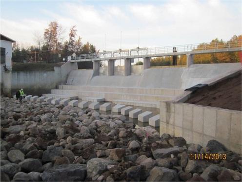 Minong Dam