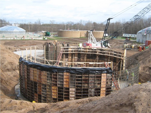 Rice Lake Wastewater Facility