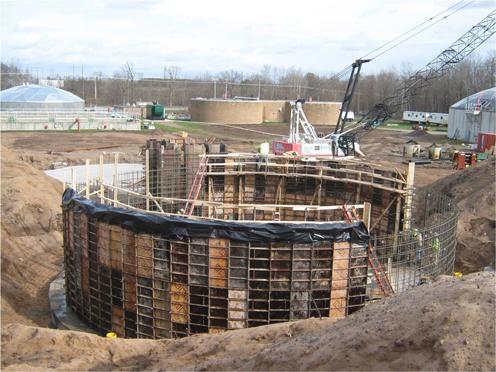 Rice Lake Wastewater Facility