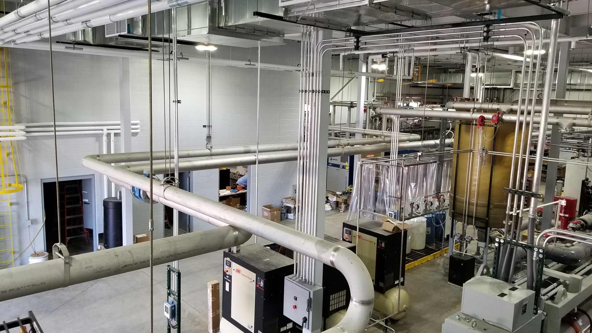 Mechanical machinery
