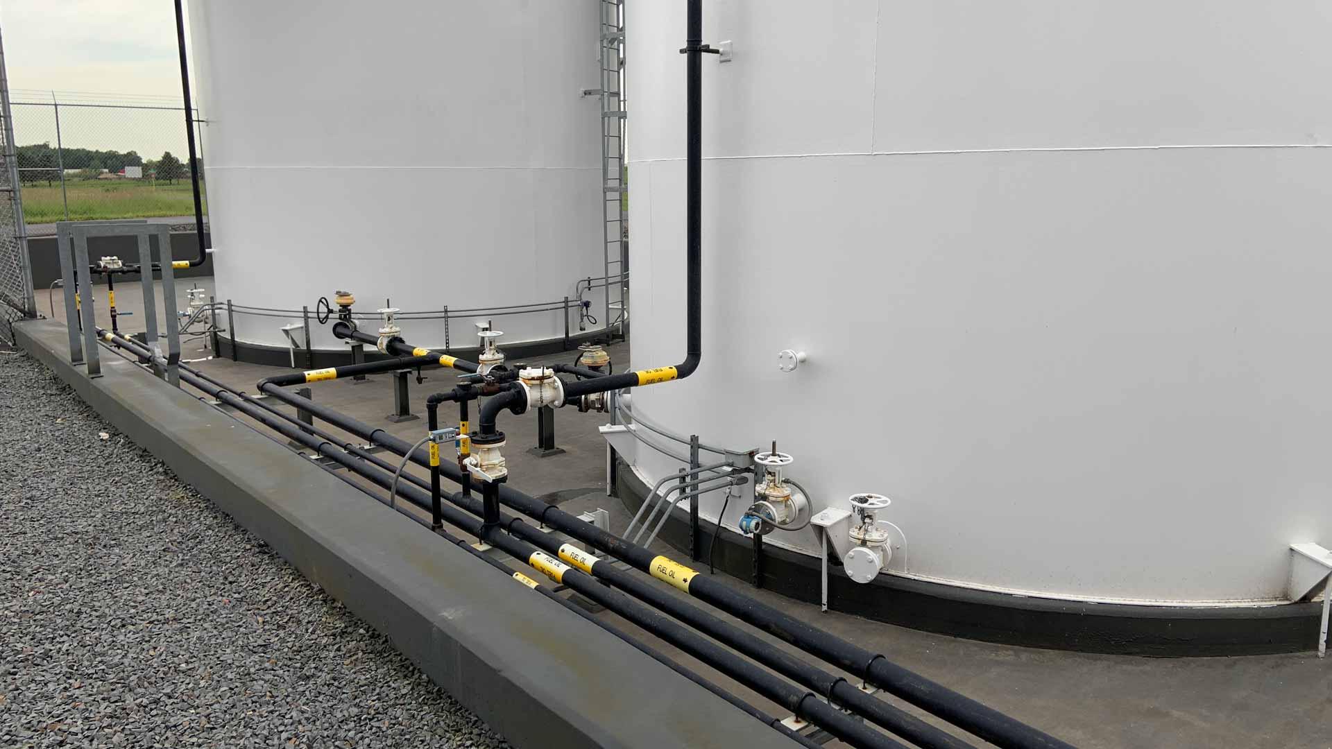 Marshfield utility site