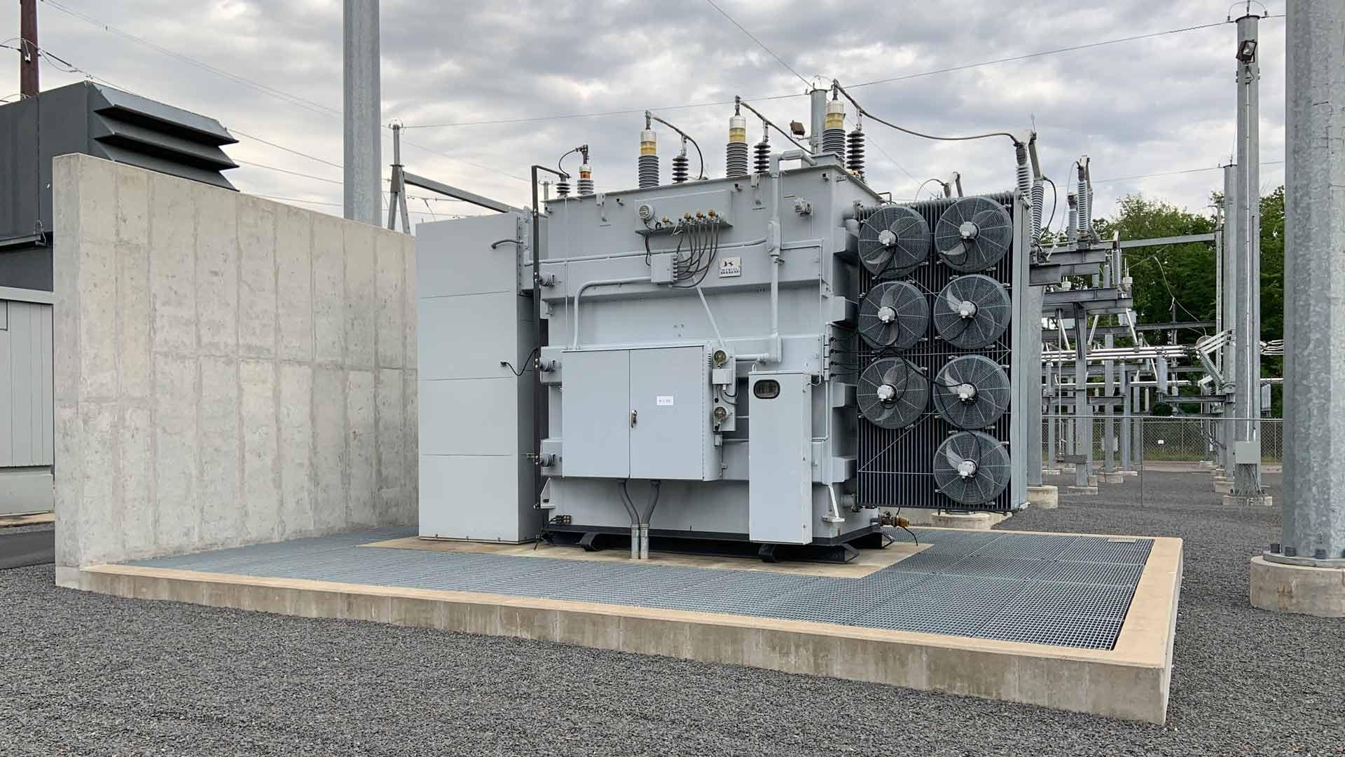 Marshfield utilities site