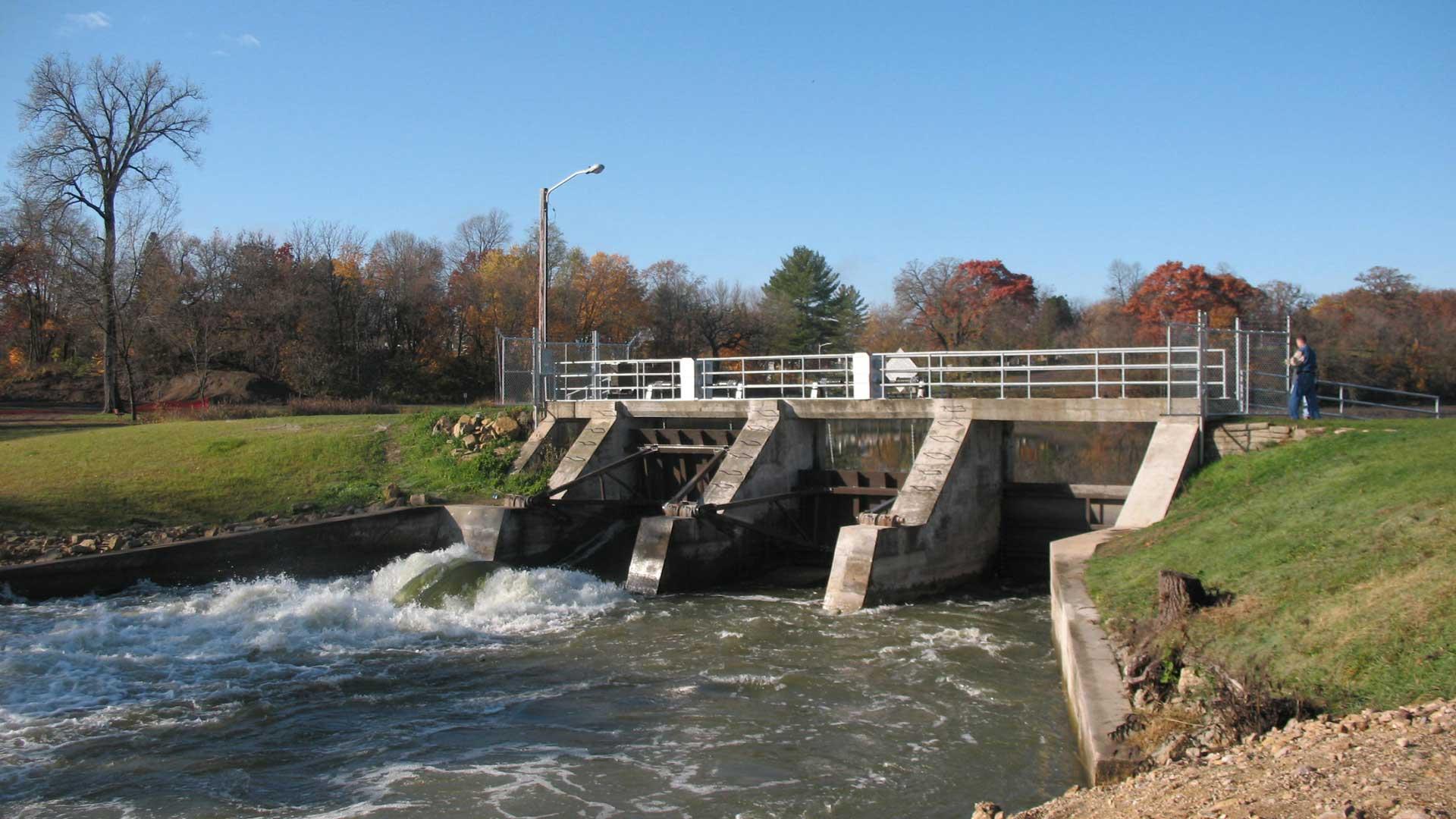 Stoughton Dam
