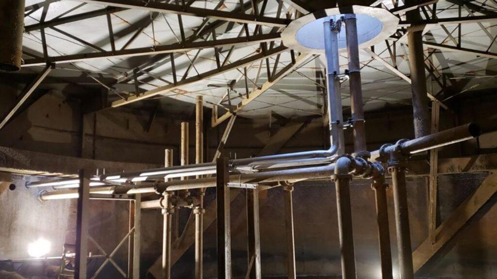 Sun Prairie waste water treatment facility
