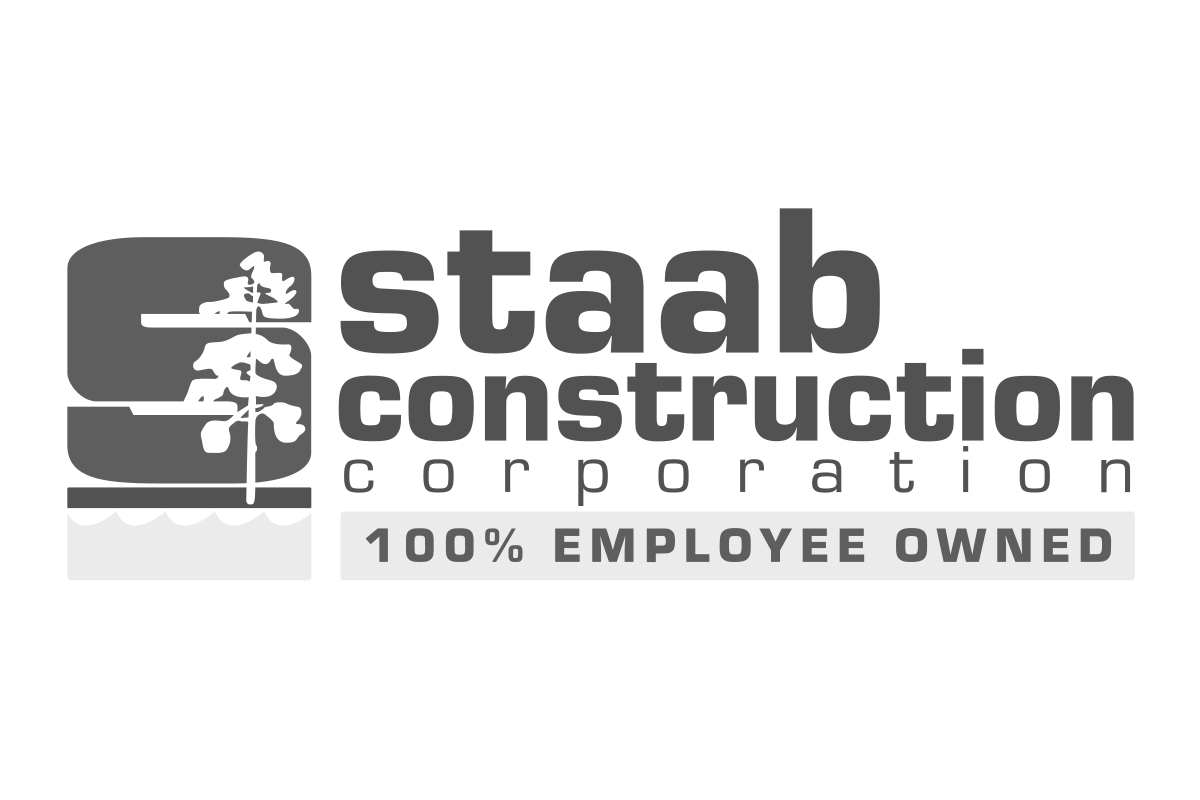 Staab Construction Logo