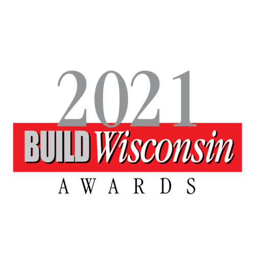 2021 Build Wisconsin Awards logo
